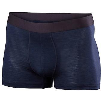 Falke Silk Wool Boxer Shorts - Space Blue