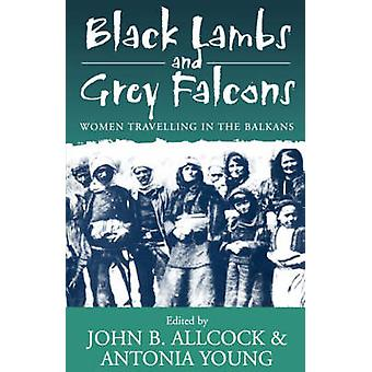 Schwarze Lämmer und grauen Falken Frauen reisen auf den Balkan von Allcock & John B.