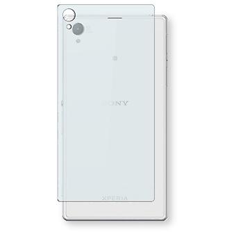 Sony Xperia Z1 back screen protector - Golebo crystal clear protection film