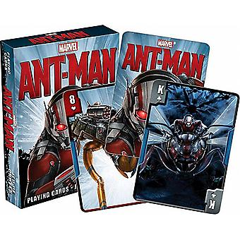 Ant-Man Marvel Comics set of playing cards -na-