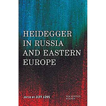 Heidegger in Russia and Eastern Europe (New Heidegger Research)