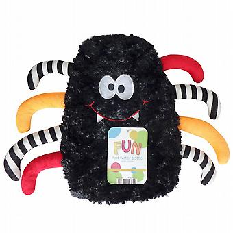 Kids Cute Novelty 1L Hot Water Bottle: Spider