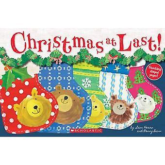 Christmas at Last! by Sam Hearn - Penny Dann - 9780545794558 Book