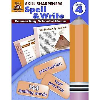 Spell & Write - Grade 4 by Evan-Moor Educational Publishers - 9781596
