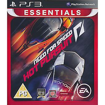 Need for Speed Hot Pursuit Essentials - Playstation 3
