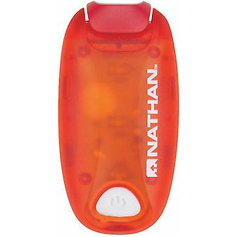 Nathan Tango Red Strobelight Wearable Safety Light
