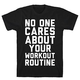 Nobody cares about your t-shirt
