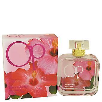 Beach Paradise Eau De Parfum Spray By Ocean Pacific 100 ml