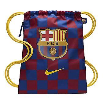 2019-2020 Barcelona Nike Allegiance gym Sack (Deep Royal)