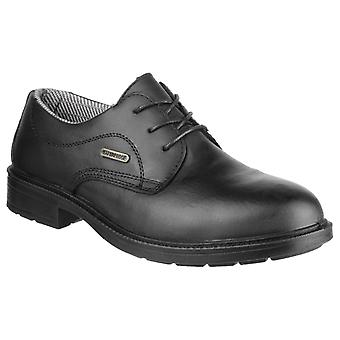 Amblers Safety Mens FS62 Waterproof Lace up Gibson Safety Shoe