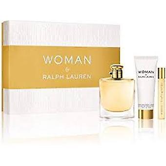 Ralph Lauren Mujer Por Ralph Lauren Regalo Set 50ml EDP + 10ml EDP + 75ml Loción Corporal