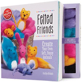 Felted Friends Book Kit- 564796
