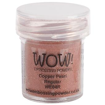 Wow! Embossing Powder 15Ml Copper Pearl Wow We04r