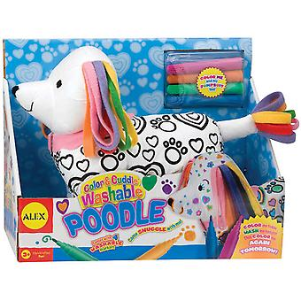 69Wp couleur & Cuddle lavables Kit caniche