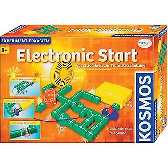 Science kit Kosmos Electronic Start mit TING-Funktion 613716 8 years and over
