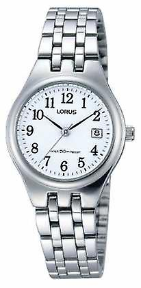 Lorus Ladies Stainless Steel Date RH791AX9 Watch