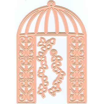 Joy! Crafts Cut & Emboss Die-Pergola JC20414