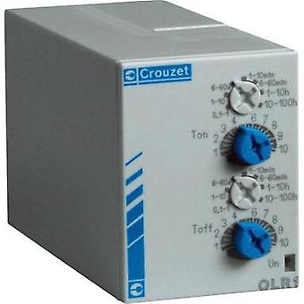 Crouzet 88867305 Time Delay Relay, Timer,