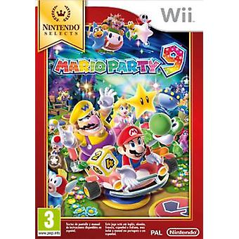 Nintendo Mario Party 9 Selects Wii (Toys , Multimedia And Electronics , Video Games)