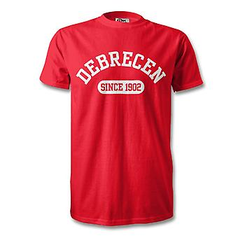 Debrecen 1902 Established Football Kids T-Shirt