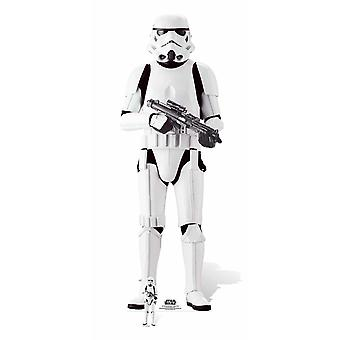 Imperial Stormtrooper Rogue One: A Star Wars Story Lifesize Cardboard Cutout