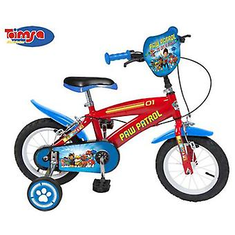 Toimsa Child bicycle Paw Patrol 16 (Outdoor , On Wheels , Bikes And Tricycles)