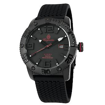 Burgmeister BLACK! Gents  Watch BM522-622E