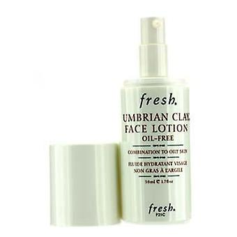 Fresh Umbrian Clay Oil-Free Face Lotion - For Combination to Oily Skin - 50ml/1.7oz