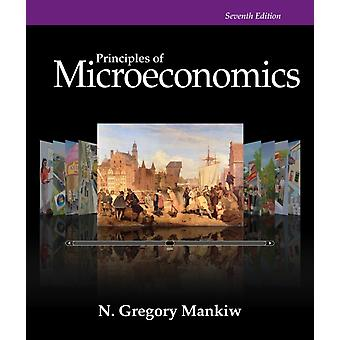 Principles of Microeconomics (Paperback) by Mankiw N. Gregory