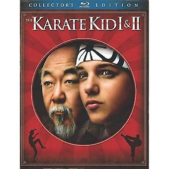 Karate Kid 1-2 [Blu-ray] USA import