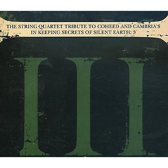 Tribute to Coheed & Cambrias - String Quartet Tribute to Coheed & Cambrias in Kee [CD] USA import