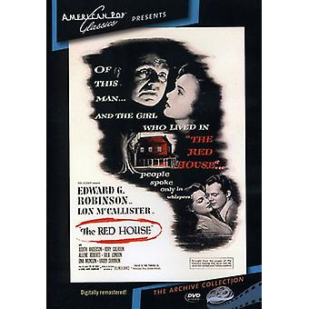 Red House (1947) importar de Estados Unidos [DVD]