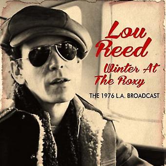 Lou Reed - vinter på Roxy [CD] USA importen