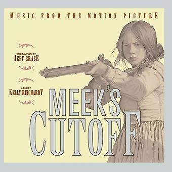 Jeff Grace - Meek's Cutoff [CD] USA import