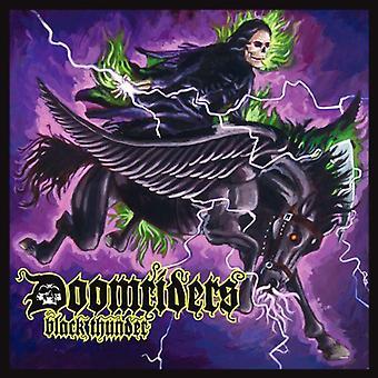 Doomriders - sort torden [Vinyl] USA import