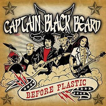 Kaptajn sorte skæg - før plast [CD] USA import