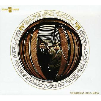 Captain Beefheart - Safe as Milk [CD] USA import