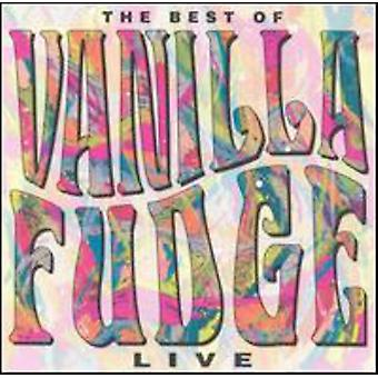 Vanilla Fudge - Live-Best of [CD] USA import