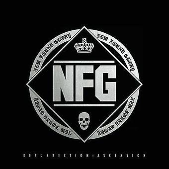 New Found Glory - resurrección: Importación de USA de la ascensión [vinilo]