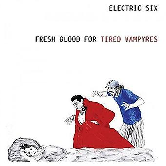 Electric Six - Fresh Blood for Tired Vampyres [Vinyl] USA import