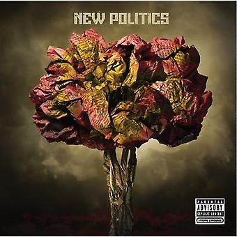 New Politics - New Politics [CD] USA import