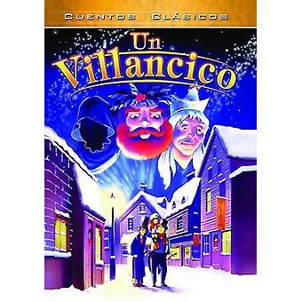 Christmas Carol [DVD] USA importerer