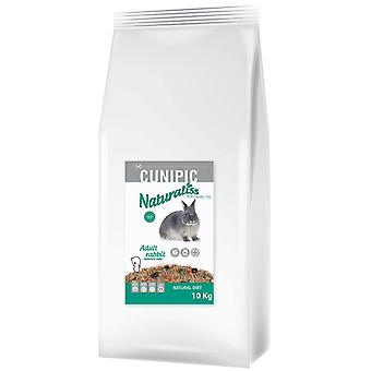 Cunipic Saco Naturaliss Adult Rabbit, 10 Kg.