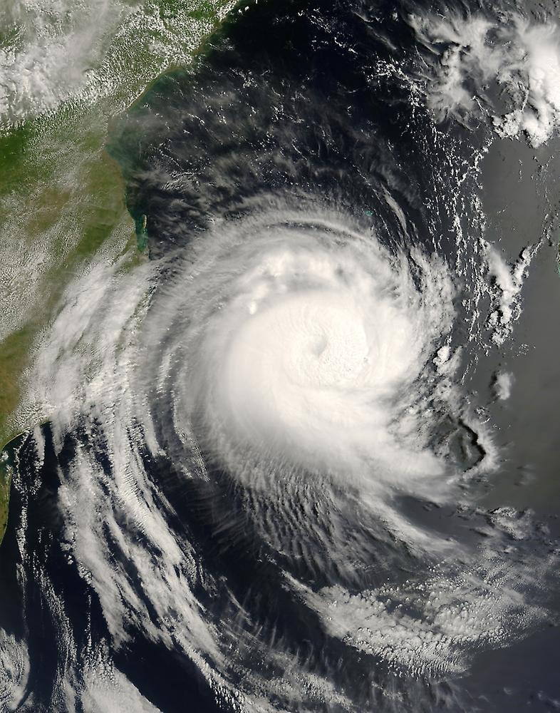 tropical cyclones and climate change essay