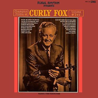 Krøllet Fox - 18 gamle tid land favoritter [CD] USA importerer