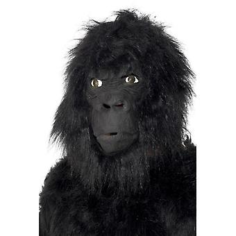 Gorilla mask Monkey King Kong Gorilla mask costume LaTeX