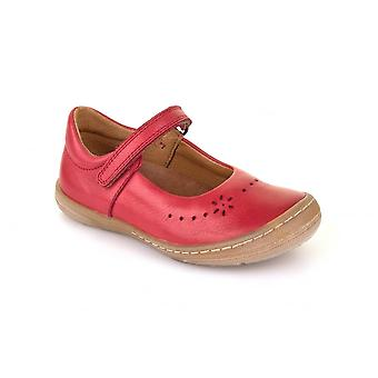 Froddo Froddo Girls Red Leather Shoes | G3140061