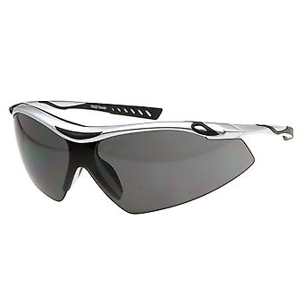 Half frame TR90 Active Sport Shield Sunglasses