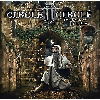 Circle II Circle - importación de USA de delirios de grandeza [CD]