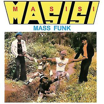 Masisi masse Funk - jeg ønsker dig pige [CD] USA importerer